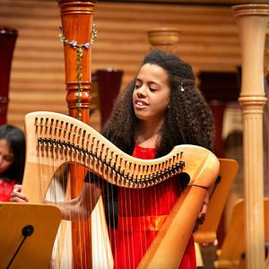 NYHO--Young-harp-player-in-concert4